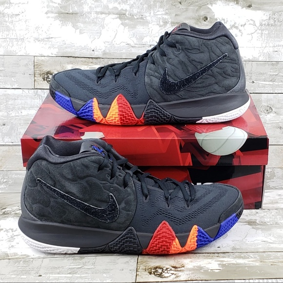 outlet store 96df1 0a82e Nike Kyrie 4 Year Of The Monkey Basketball Black NWT
